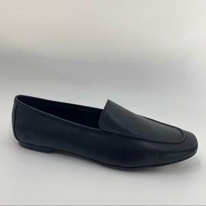 Born Petil Black leather Loafer Size 10 NEW